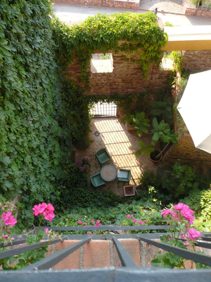 El encanto de un jard n vertical - Jardin vertical terraza ...