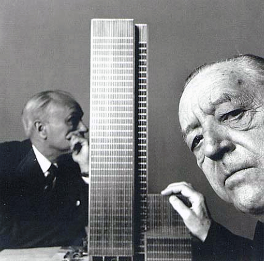 Mies Mad Man.