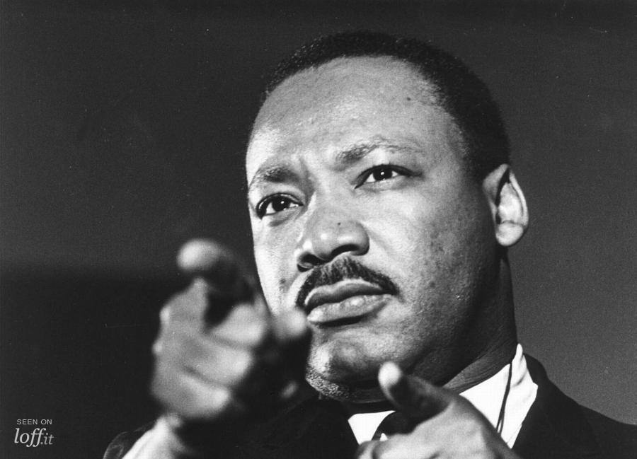 Martin Luther King Loffit Biografía Citas Frases