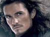 Orlando Bloom, guapo y héroe de película, actor.