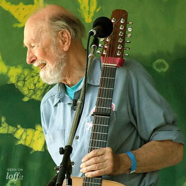 imagen 2 de Where Have All The Flowers Gone?. Pete Seeger.