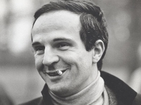 François Truffaut, actor, productor y director de cine.