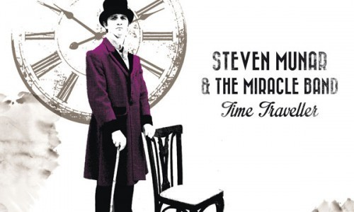 Time Traveller. Steven Munar & The Miracle Band.