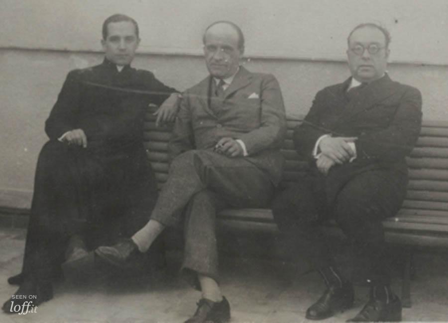 José Ortega Y Gasset Puente Entre Los Intelectuales