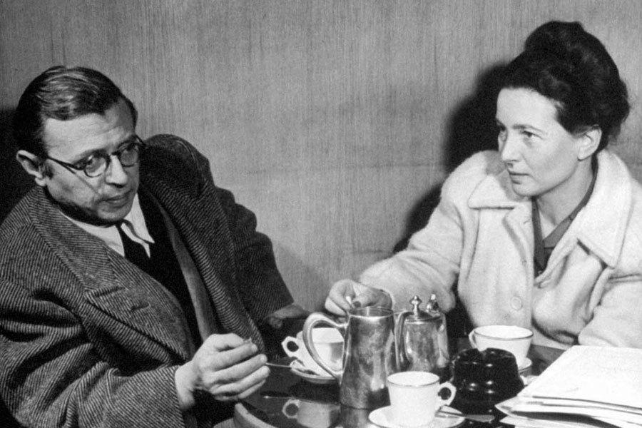 Jean Paul Sartre El Ser Y La Nada Loffit Biografía