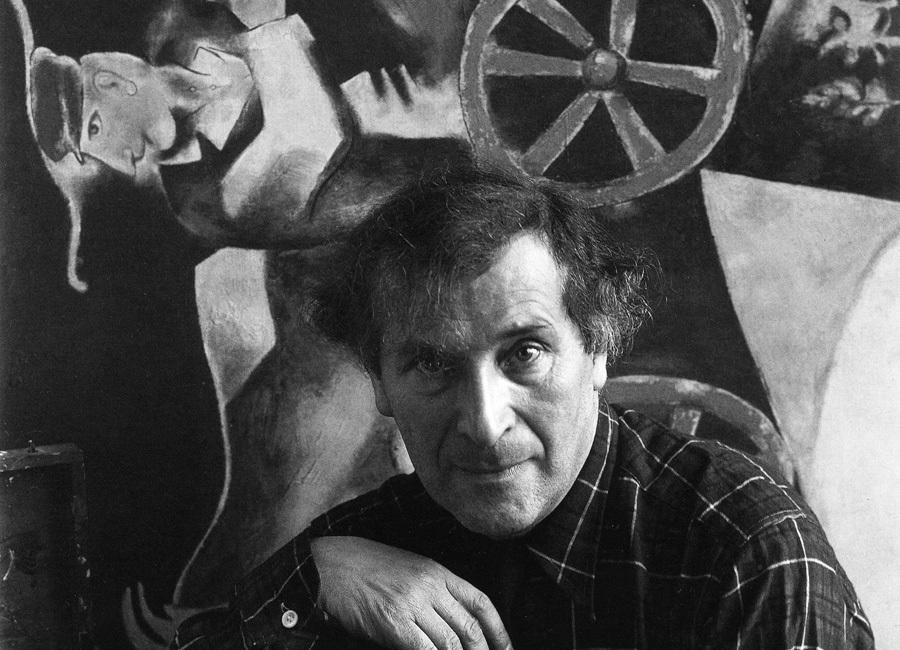 Marc Chagall Y El Color Loffit Biografía Citas Frases