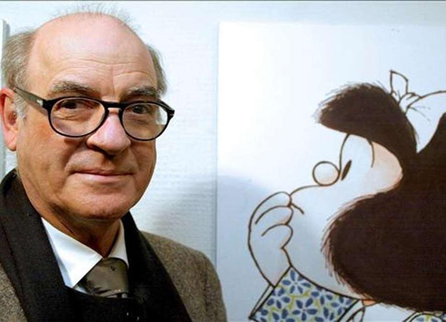 Quino, el padre de Mafalda. - LOFF.IT Biografía, citas, frases.