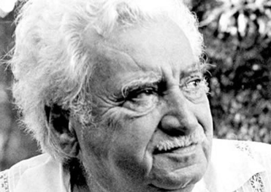 Jorge Amado El Poeta En Portugués Loffit Biografía