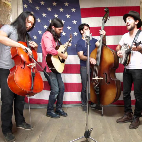 imagen 4 de Once And Future Carpenter. The Avett Brothers.