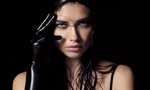 Making of del Calendario Pirelli 2015.