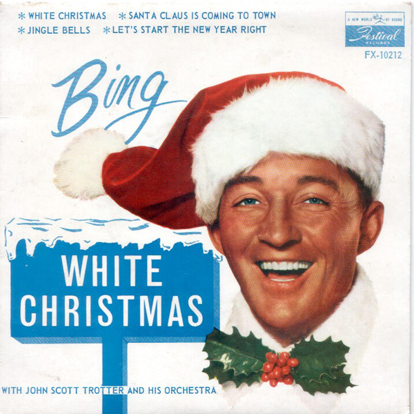 imagen 2 de Rudolph, The Red Nosed Reindeer. Bing Crosby.