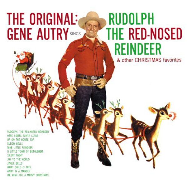 imagen 6 de Rudolph, The Red Nosed Reindeer. Bing Crosby.