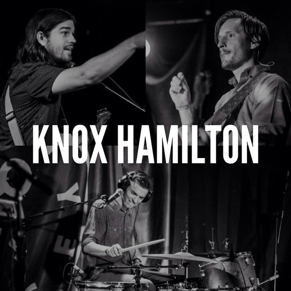 Work It Out. Knox Hamilton.