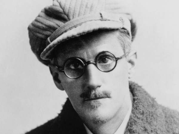 James Joyce, alter ego de Ulises.