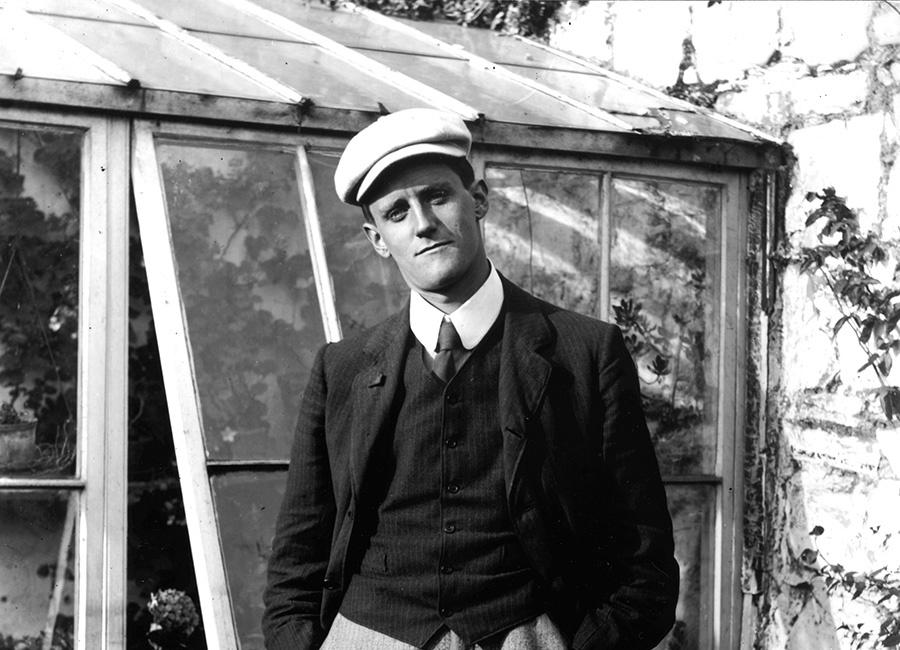 James Joyce Alter Ego De Ulises Loffit Biografía Citas