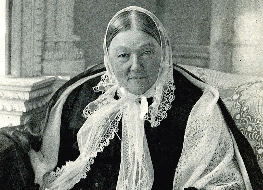 Florence Nightingale Fundadora De Las Escuelas De