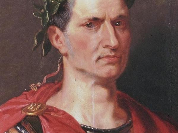 Julio César, orador, gobernante, general... de la antigua ...