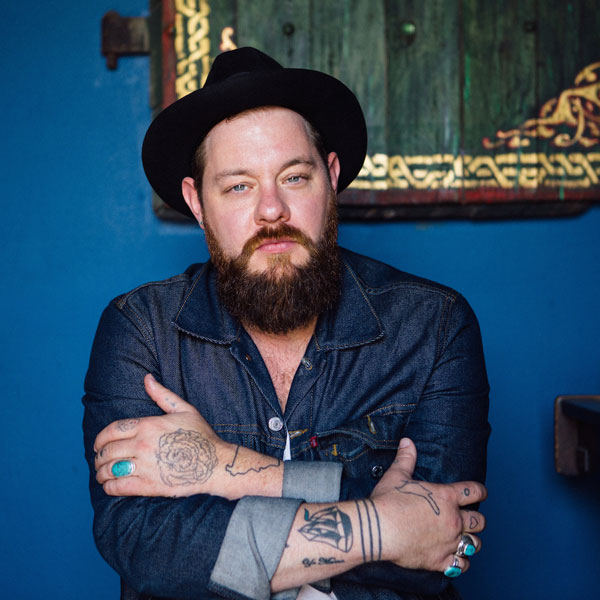 Howling At Nothing. Nathaniel Rateliff And The Night Sweats.