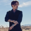 Johnny Deep, el 'Sauvage' de Dior.