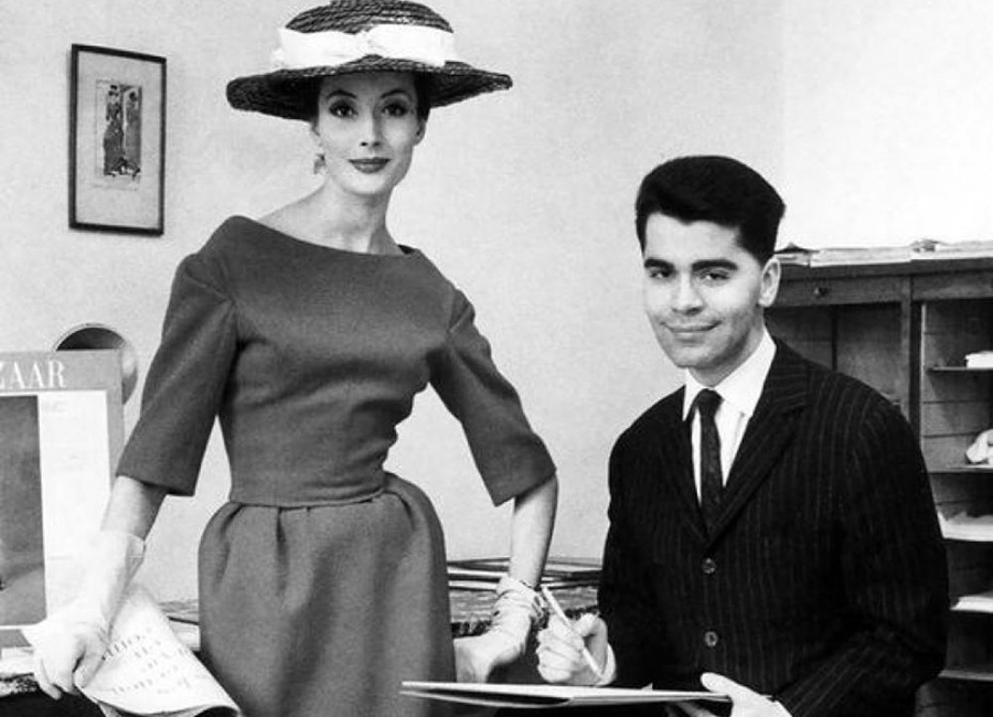 Un Día Como Hoy Nació El Diseñador Karl Lagerfeld El último