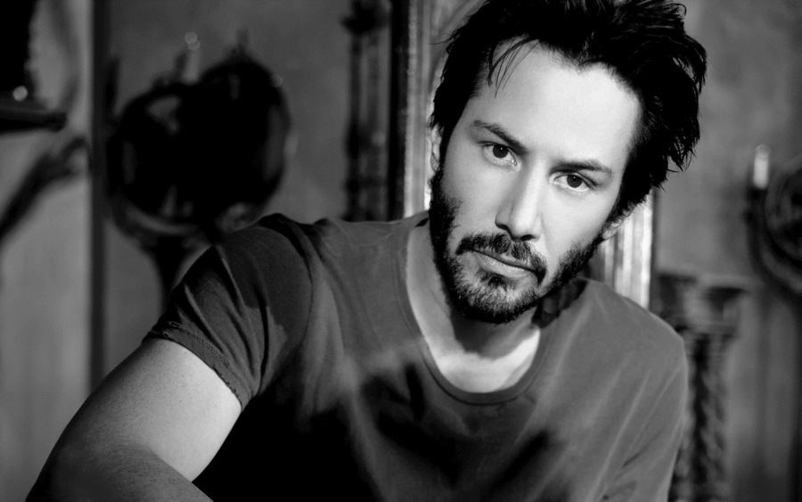 Keanu Reeves Actor Productor Director E Incluso Músico