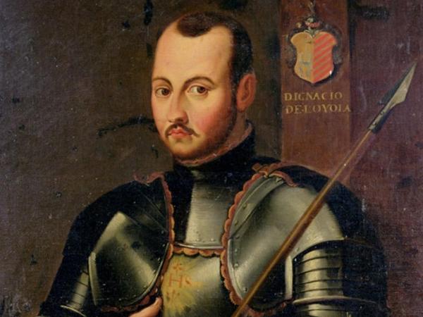 Ignacio de Loyola, fundador de los jesuitas.