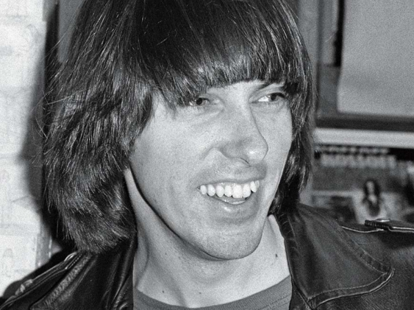 Johnny Ramone, un bronco icono del punk.