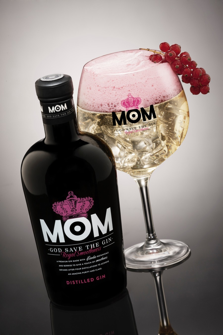 imagen 1 de MOM, God Save the Gin!