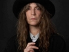 Patti Smith, cantante y poetisa.