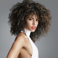 Alicia Keys, cantante, compositora y productora.