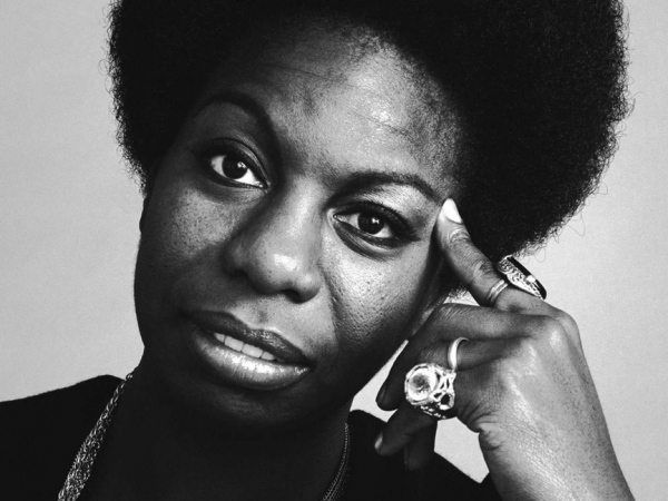 Nina Simone, High Priestess of Soul.