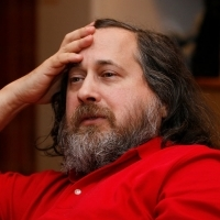 Richard Stallman, el padre del software libre.