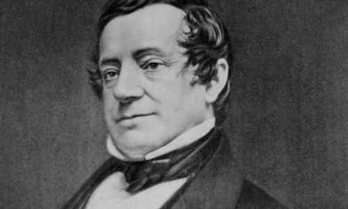 Washington Irving, escritor romántico.
