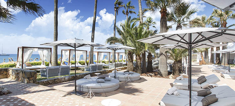 imagen 1 de Un Beach Club para las perfectas vacaciones: Orange Beach Club, Marbella.