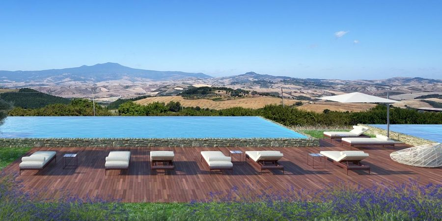 imagen 5 de Un boutique resort al borde de la Toscana.