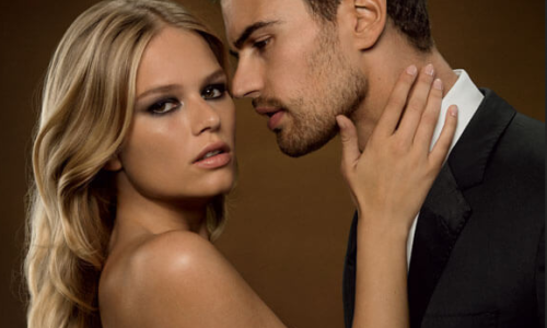 Anna Ewers es Boss The Scent for Her.