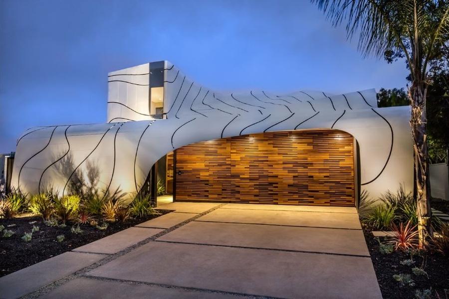 The wave house 6 millones y medio de d lares o la casa m s for Casa moderna venezia