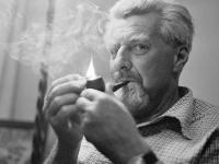 Konrad Lorenz, el padre de la teoría del comportamiento.