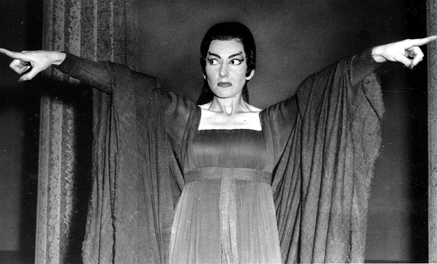 María Callas La Divina Loffit