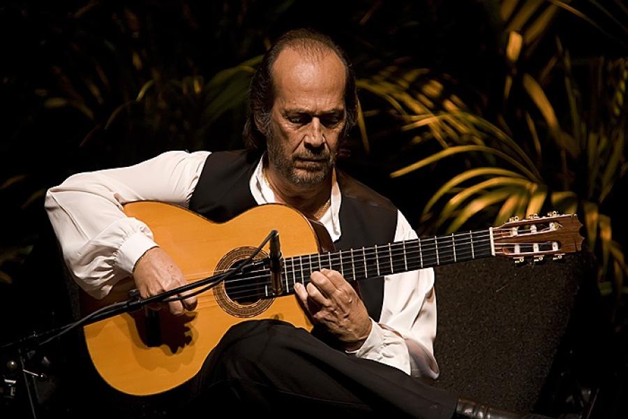 Paco De Lucía La Guitarra Flamenca Loffit Biografía