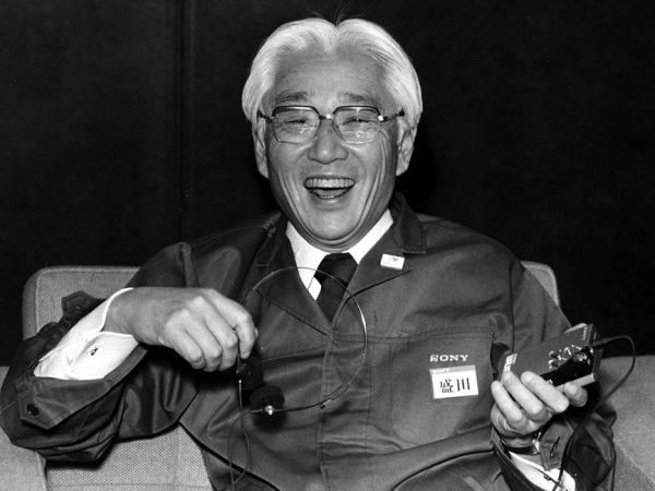 Akio Morita Renunció Al Sake Para Llevar La Música A La