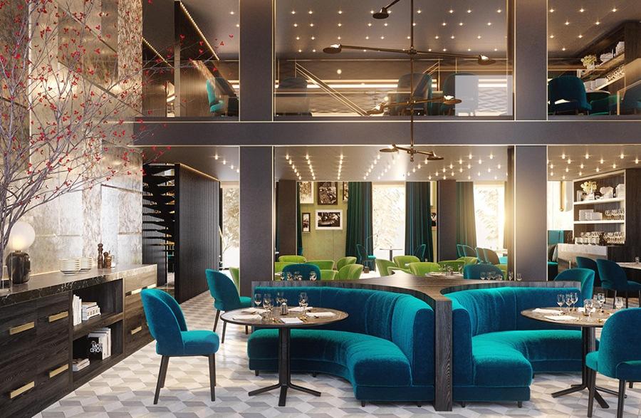 el primer hotel de una nueva cadena de hoteles de lujo