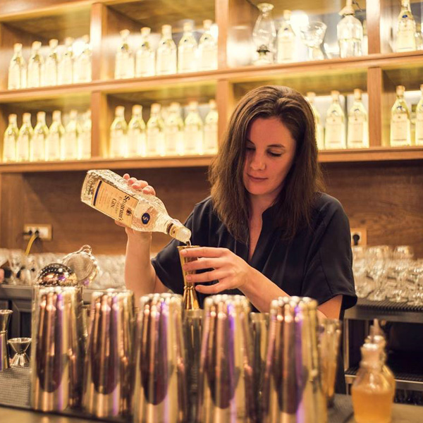imagen 1 de Hablamos con Jillian Vose, bar manager de The Dead Rabbit.