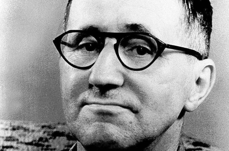 Bertolt Brecht Padre Del Teatro épico Loffit Biografía