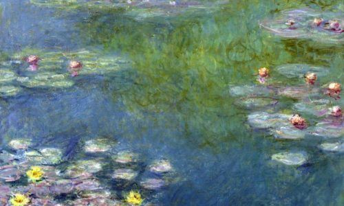 El arte vuelve al cine con Exhibition On Screen y Claude Monet.