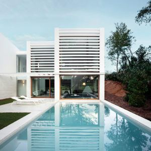 La Pineda, Jaime Prous architects