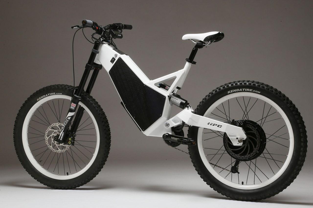 bicicleta de carretera electrica