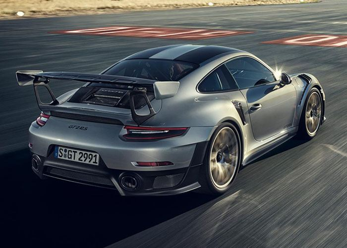 e36191349444 imagen 1 de Porsche 911 GT2 RS