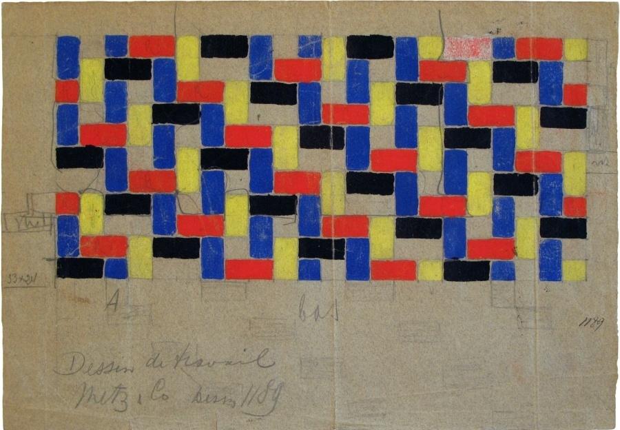 Sonia Delaunay. Arte, diseño y moda. - LOFF.IT