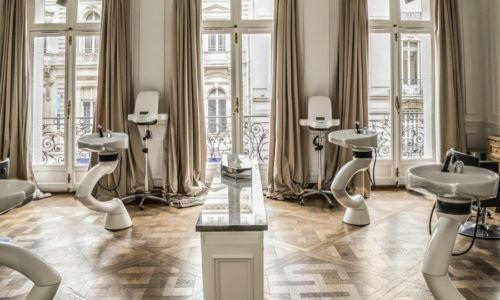 Esta En Paris Balmain Hair Couture Abre Su Primer Salon De